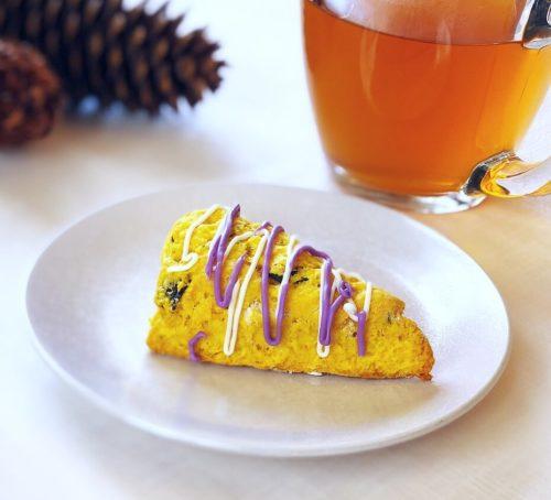 身体に優しいココナッツオイルで作る、かぼちゃのスコーン!