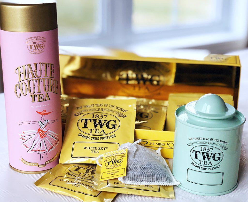 シンガポールの高級茶ブランド「TWG Tea」人気ランキングベスト5
