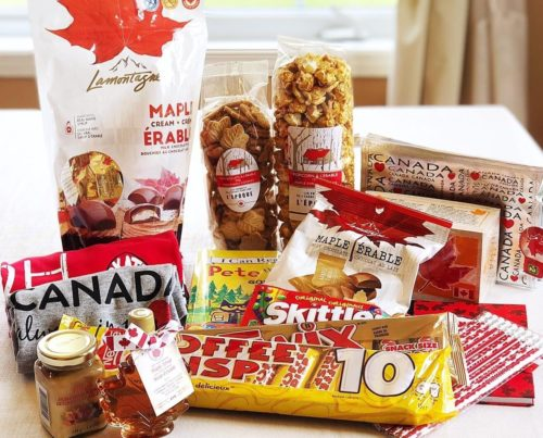 カナダお土産