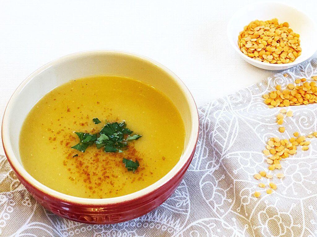 もっとお豆を食べよう!【世界三大料理】トルコのレンズ豆スープ